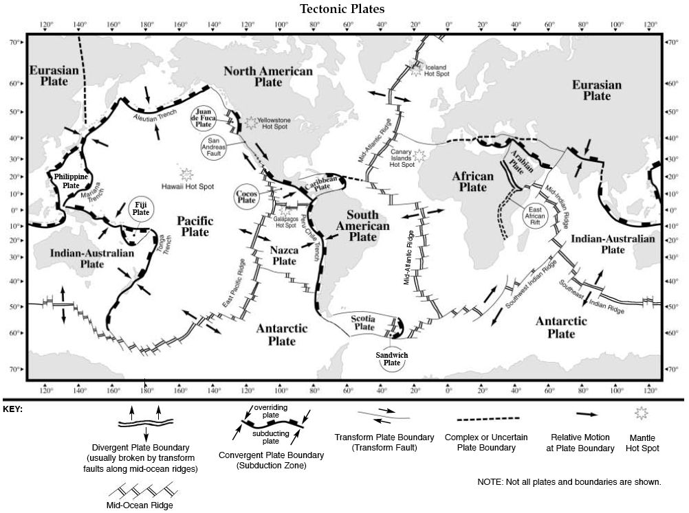 Plate Tectonics Map Worksheet Sharebrowse – Plate Tectonics Worksheet